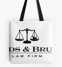 Woods and Bruiser Law Firm Tote Bag