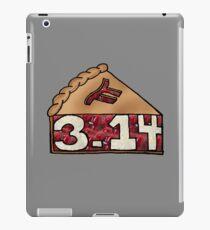 Pi Pie - Fun Math Pun iPad Case/Skin