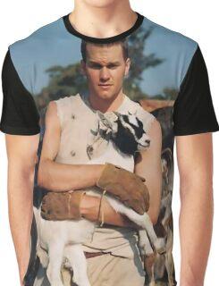 GOAT Brady Graphic T-Shirt