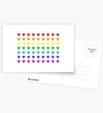 Love Is All Around I Postcards