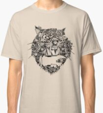 Natures New Look - Tiger Pattern Design  Classic T-Shirt