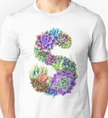 S-succulents Unisex T-Shirt