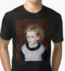 Auguste Renoir Marguerite-Thérèse Berard Tri-blend T-Shirt