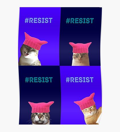 Resist (all 4) Poster