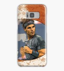 Nadal Clay Samsung Galaxy Case/Skin