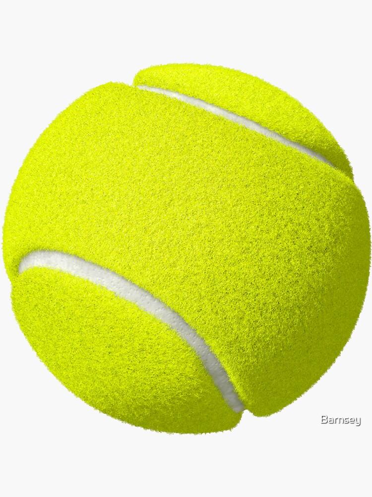 Pelota de tenis de Barnsey