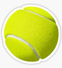 Tennis Ball Sticker