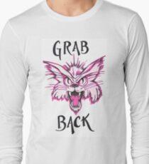 Grab Back Long Sleeve T-Shirt