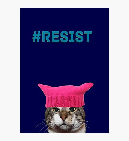 Resist (Charlie) Photographic Print