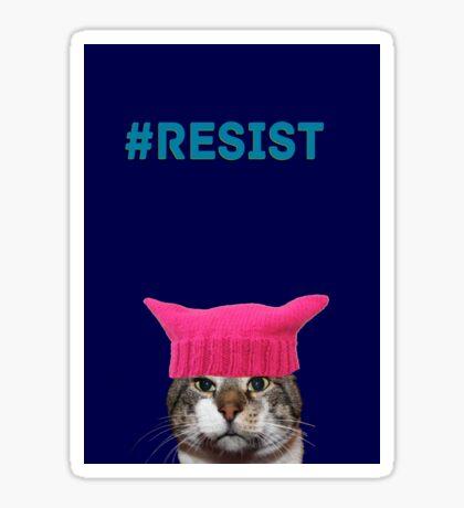 Resist (Charlie) Sticker