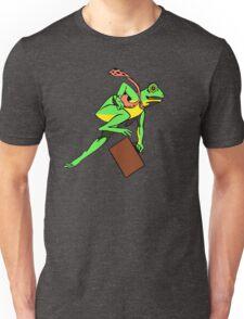 Frogger Frog Unisex T-Shirt