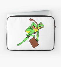 Frogger Frog Laptop Sleeve