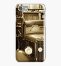 Classic Garage. iPhone Case/Skin