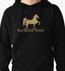 Heartland Ranch w/ Horse Pullover Hoodie