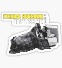 Eternal Sunshine of the Spotless Mind Sticker