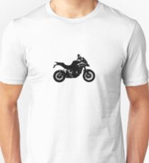 Ducati Multistrada - Black Unisex T-Shirt