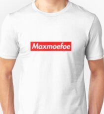 maxmoefoe - supreme font Unisex T-Shirt