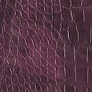 Alligator leather like rosewood by WAMTEES
