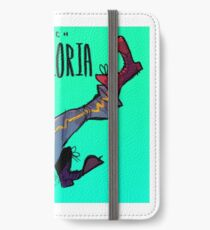 mr.chilloria iPhone Wallet/Case/Skin