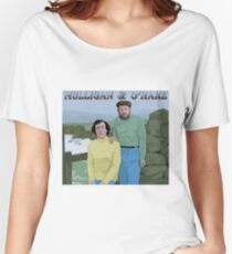 """""""Country Style"""" Women's Relaxed Fit T-Shirt"""