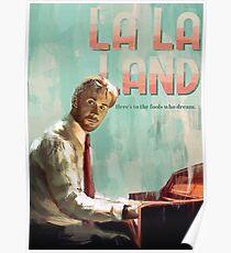 La La Land (Sebastian) Poster