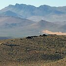Over The Hills And Far Away - Northwestern Nevada by Rebel Kreklow