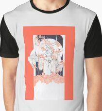 Slipping Graphic T-Shirt