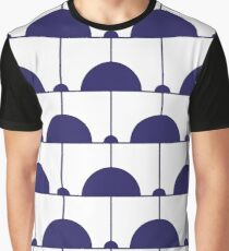 LITTLE PROTRACTOR BIG PROTRACTOR - PATTERN Graphic T-Shirt