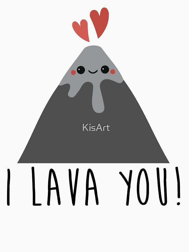 I Lava You by KisArt