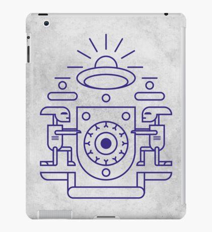 UFO Watchers iPad Case/Skin