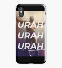 URAH URAH URAH iPhone Case/Skin