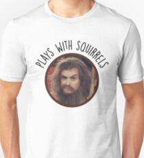 Plays with Squirrels - Boy Meets World Unisex T-Shirt