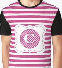 Monogram C Graphic T-Shirt