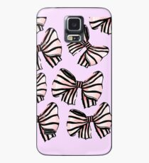 BOWS ON BOWS Case/Skin for Samsung Galaxy
