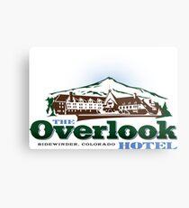The Overlook Hotel Metal Print