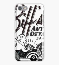 Biffs Auto Detailing iPhone Case/Skin