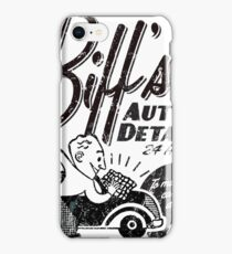 Biffs Auto Detailing iPhone Case/Skin