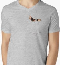 There is a Mogwai in my pocket Men's V-Neck T-Shirt
