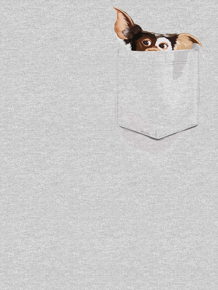There is a Mogwai in my pocket by Mindspark1