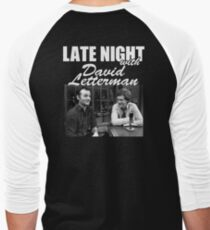 Late Night With David Letterman T-Shirt