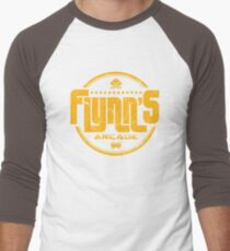 Flynns Arcade Men's Baseball ¾ T-Shirt