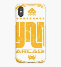 Flynns Arcade iPhone Case