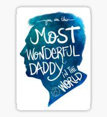 Father's Day Sticker