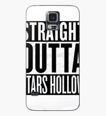 Straight Outta Stars Hollow Case/Skin for Samsung Galaxy
