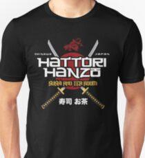 Camiseta unisex Hattori Hanzo