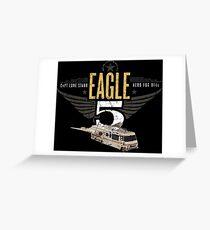 Eagle 5 Greeting Card