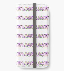 LACEY: Rainbow Smudge Design 1 iPhone Wallet/Case/Skin