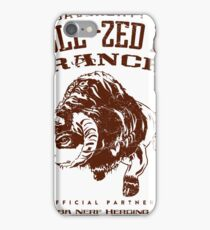 Davengatts Double-Zed Nerf Ranch iPhone Case/Skin