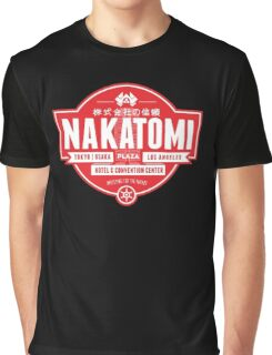 Nakatomi Plaza Graphic T-Shirt