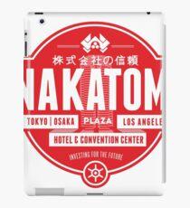 Nakatomi Plaza iPad Case/Skin